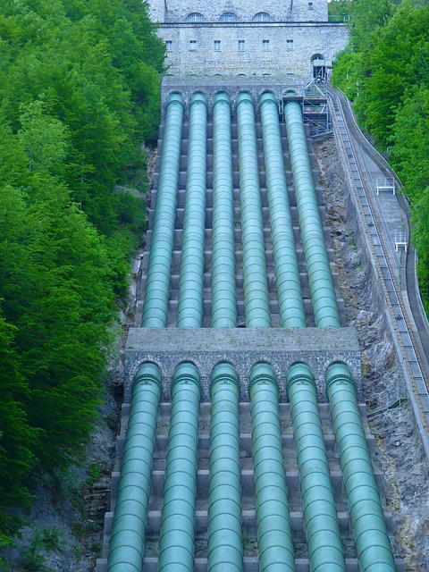 big pipes