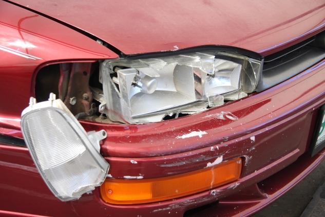 Leaving The Scene of a Car Crash