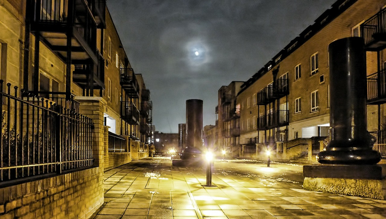 wapping london