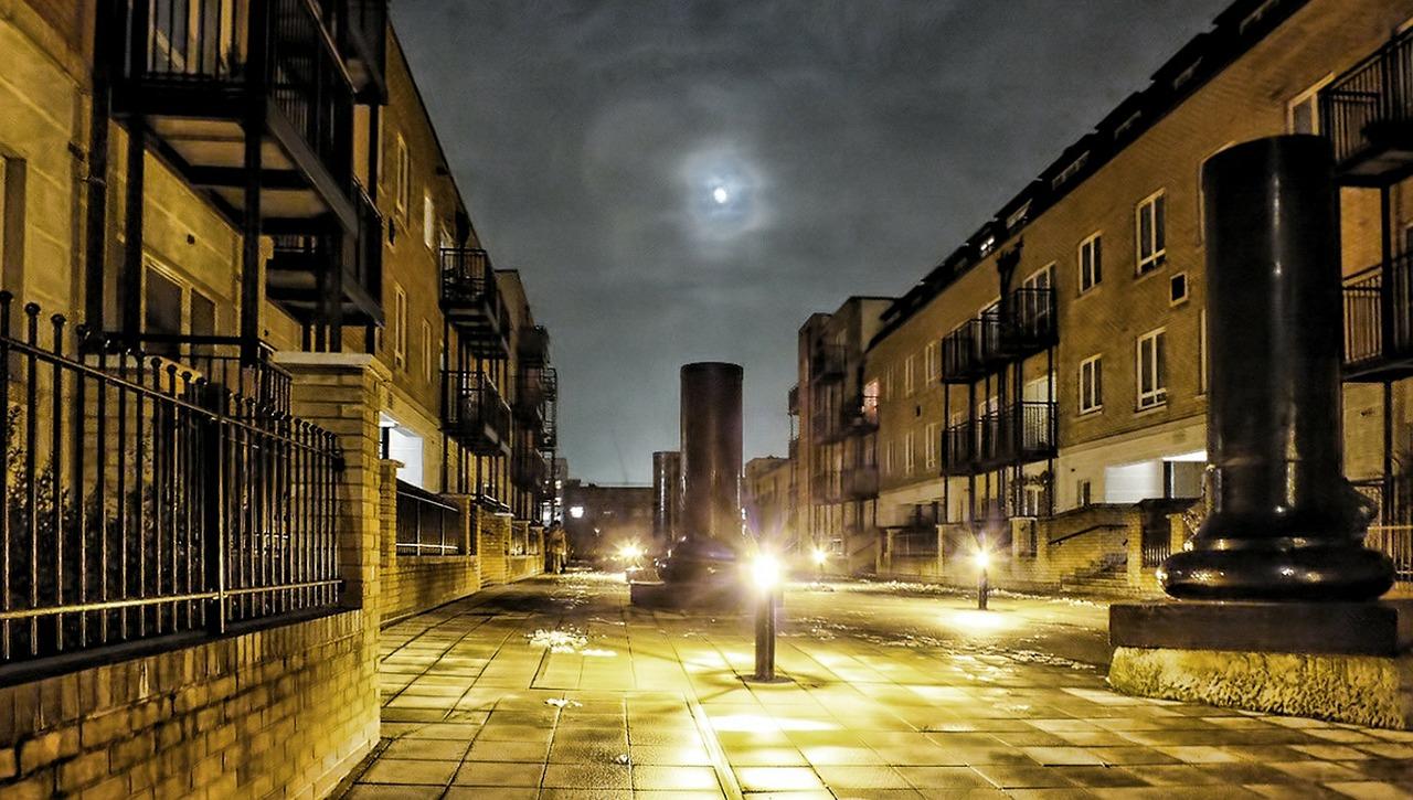 wapping london