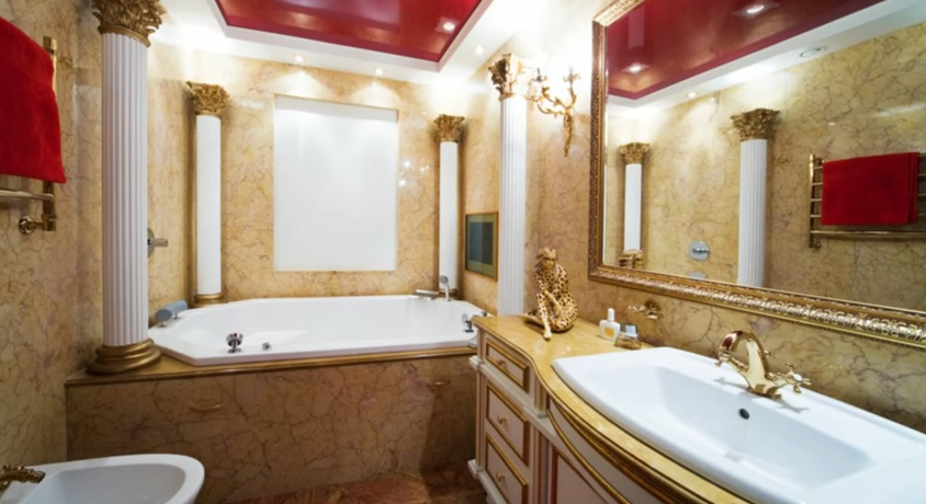 5 Ridiculously Expensive Luxury Kitchen and Bathroom Solutions