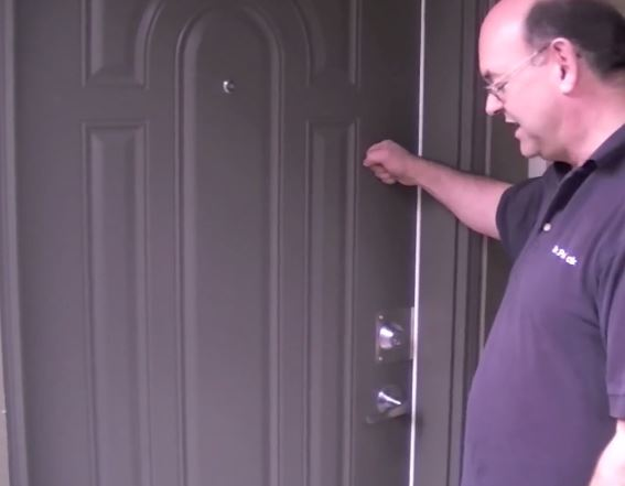 Security Matters: Putting an End to Break-ins with Deadbolts