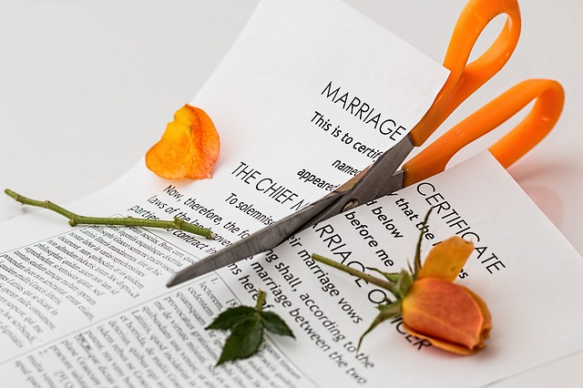 The Anatomy of An Amicable Divorce