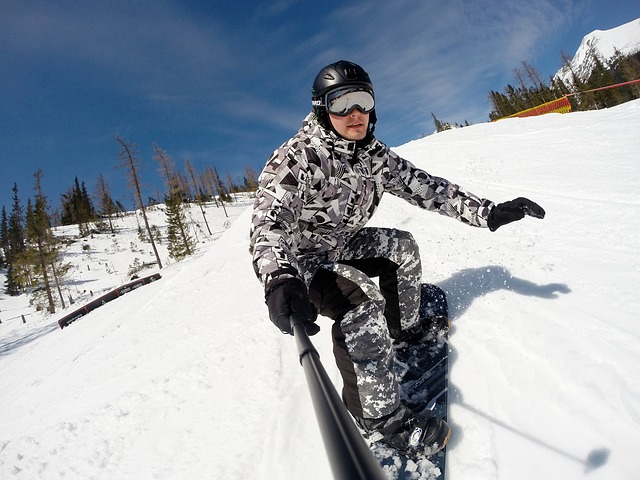Enjoy the Fun of Snowboarding While Being Protected