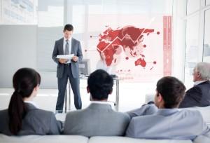 Business Presentation in Minnesota