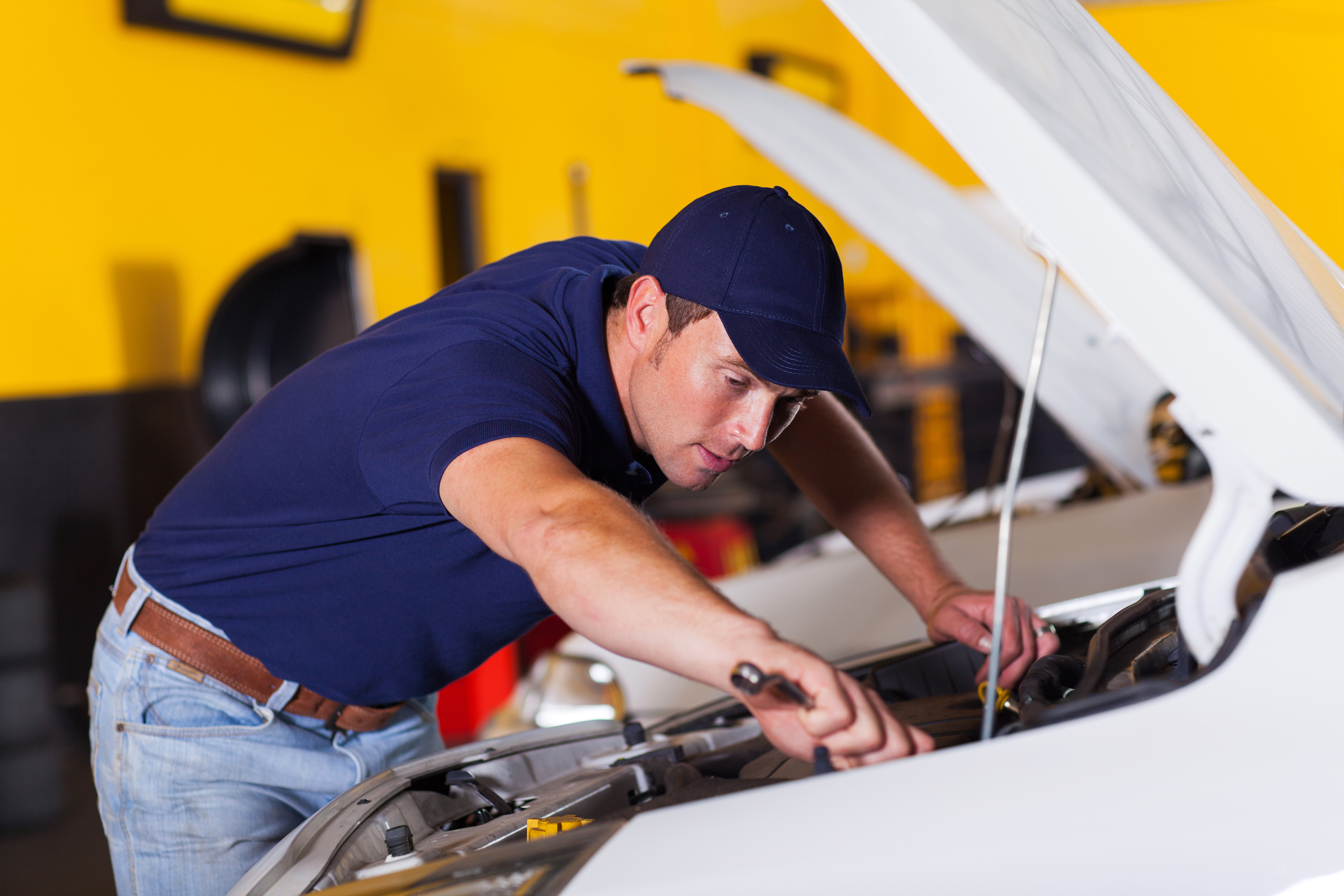 Vehicle Repair in Australia