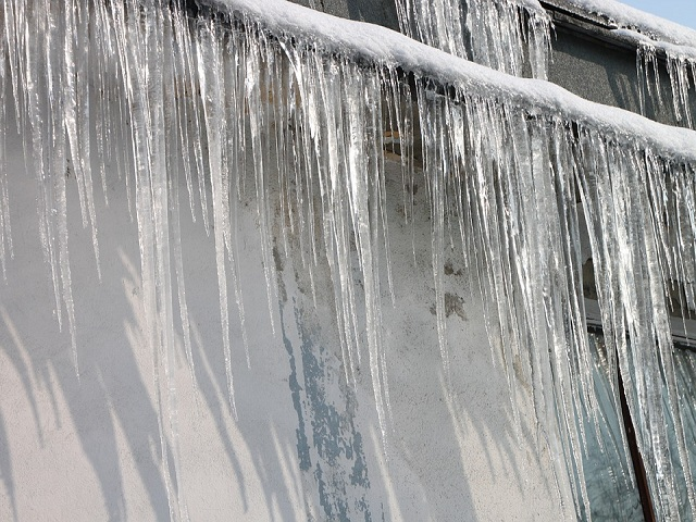 Damn that Ice Dam: This is How You Prevent Ice Dams from Forming