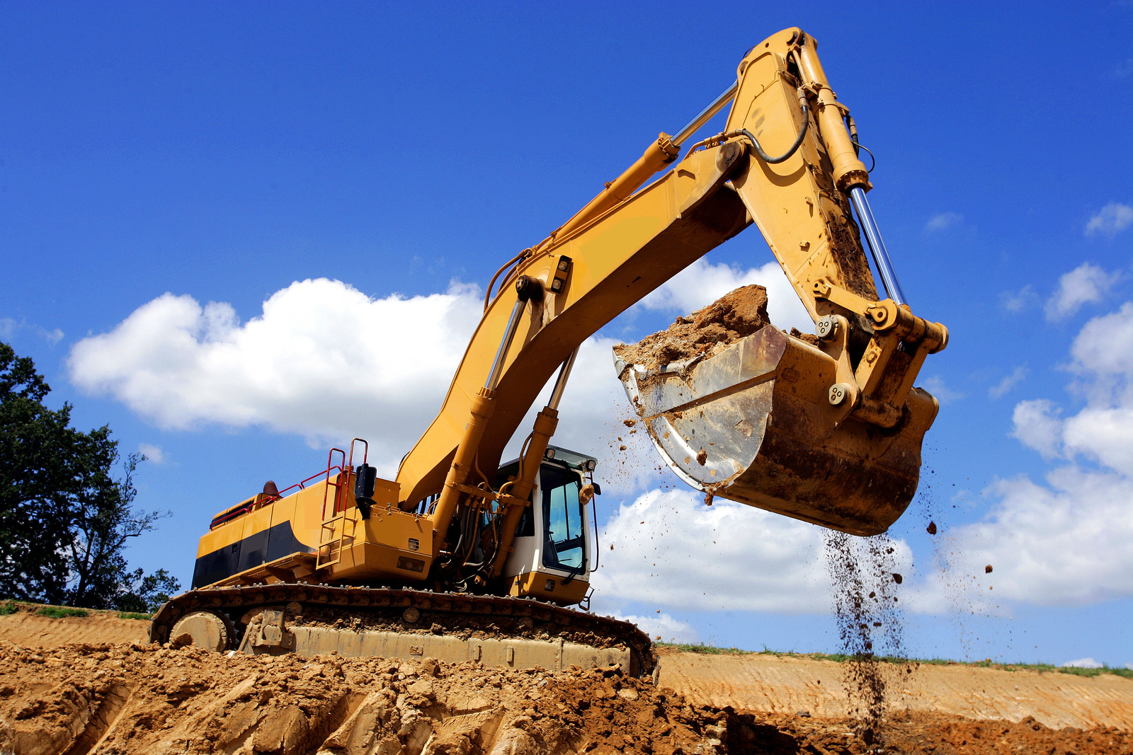 Digging Deeper: The Non-Construction Uses of Diggers
