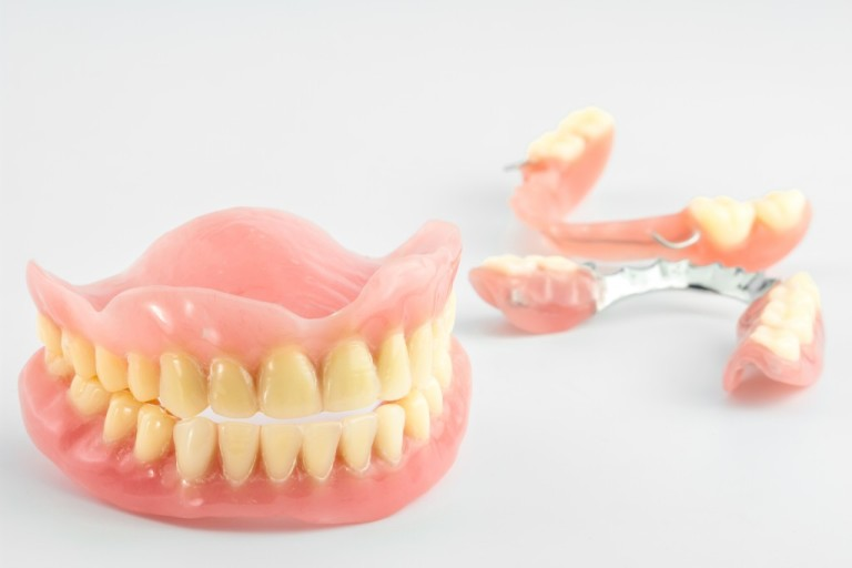 Denture Cleaning