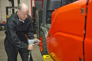 Forklift Maintenance in Australia