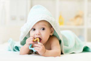 Baby Teething in Utah