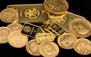 Gold Coins and Bullions