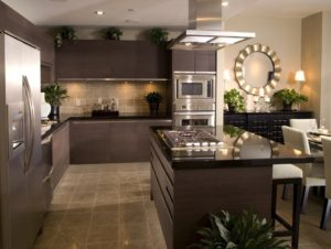Metallic Interior Design