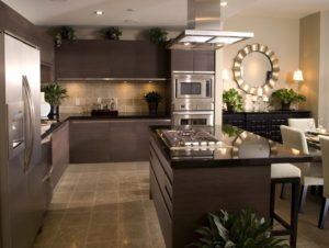Metallic Interior Design