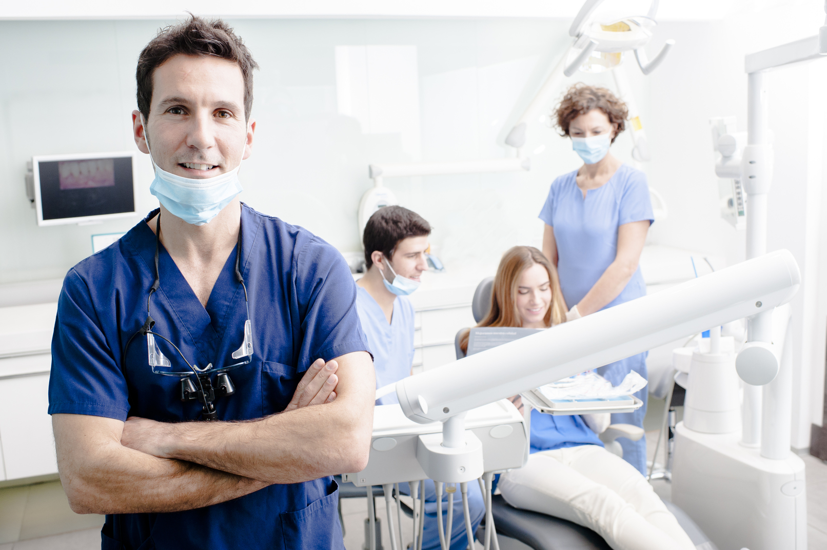 Looking for a Job? Climb the Dental Chair First