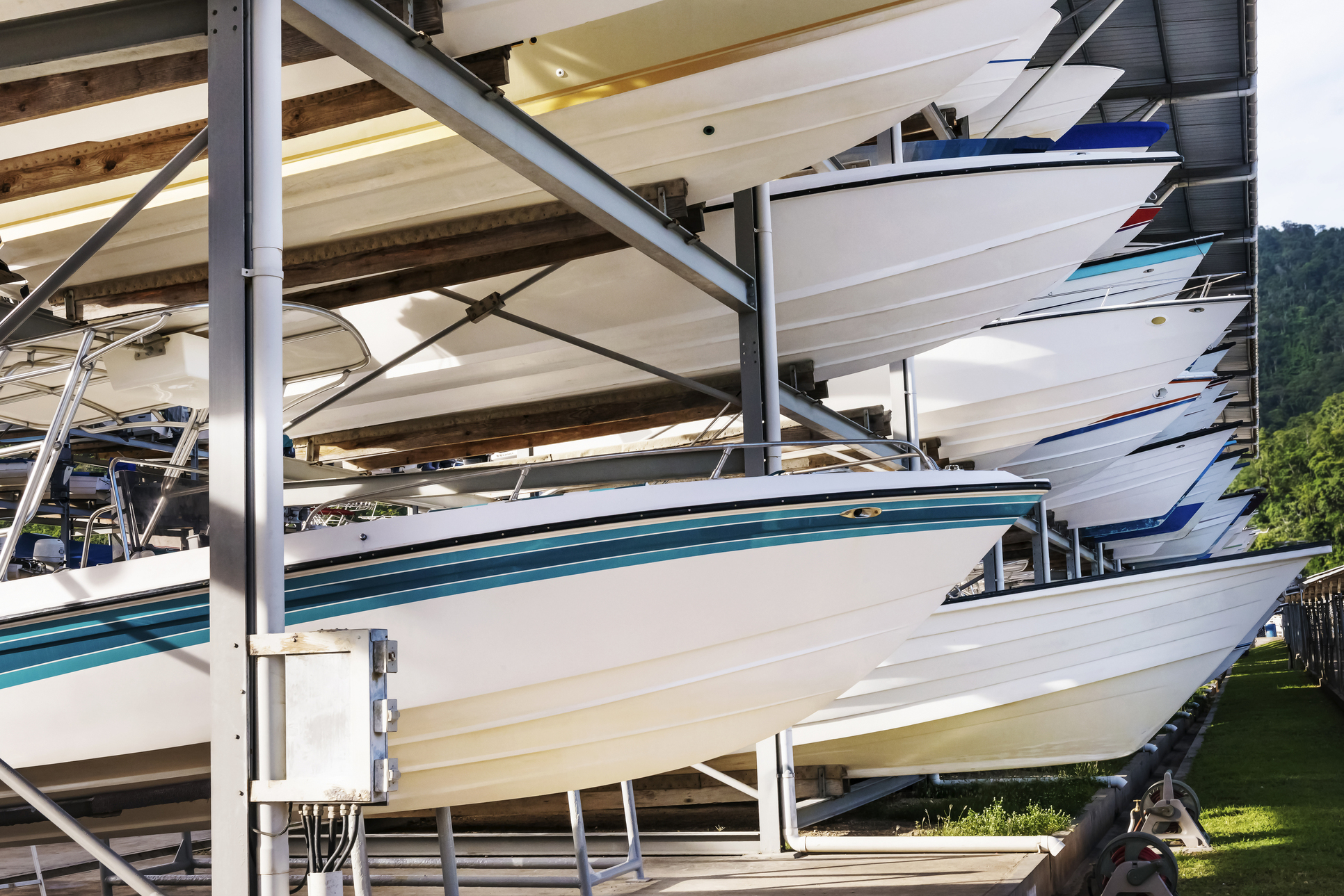 The Essential Role of Lifts for Boat Care and Maintenance