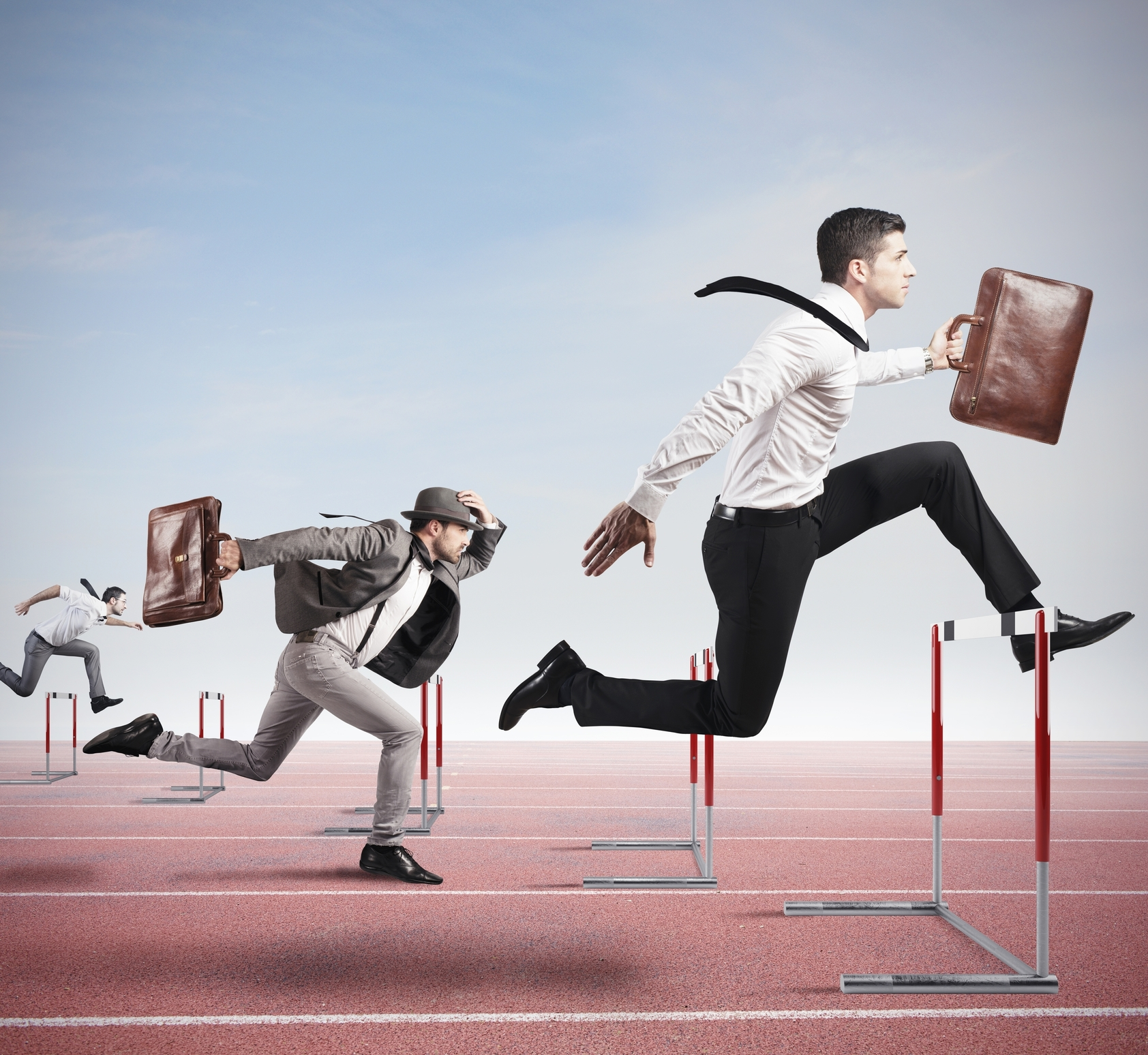 Learn from Peers: Utilizing Business Competitor Information