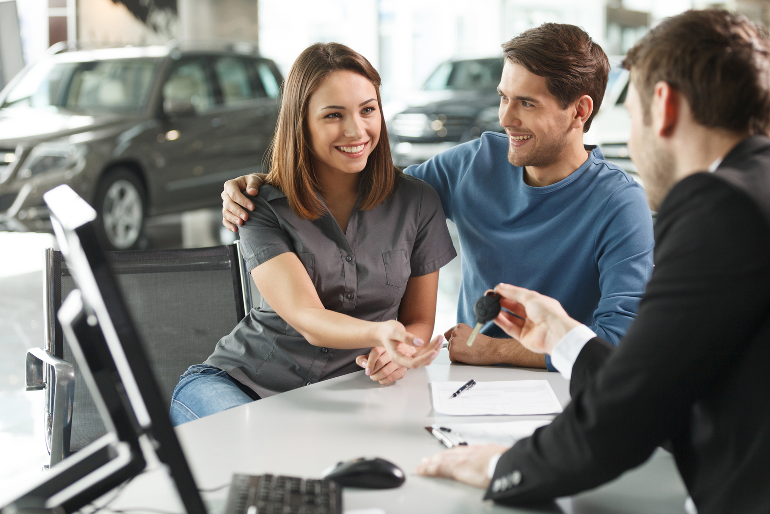 Catch the End of the Year Auto Sales