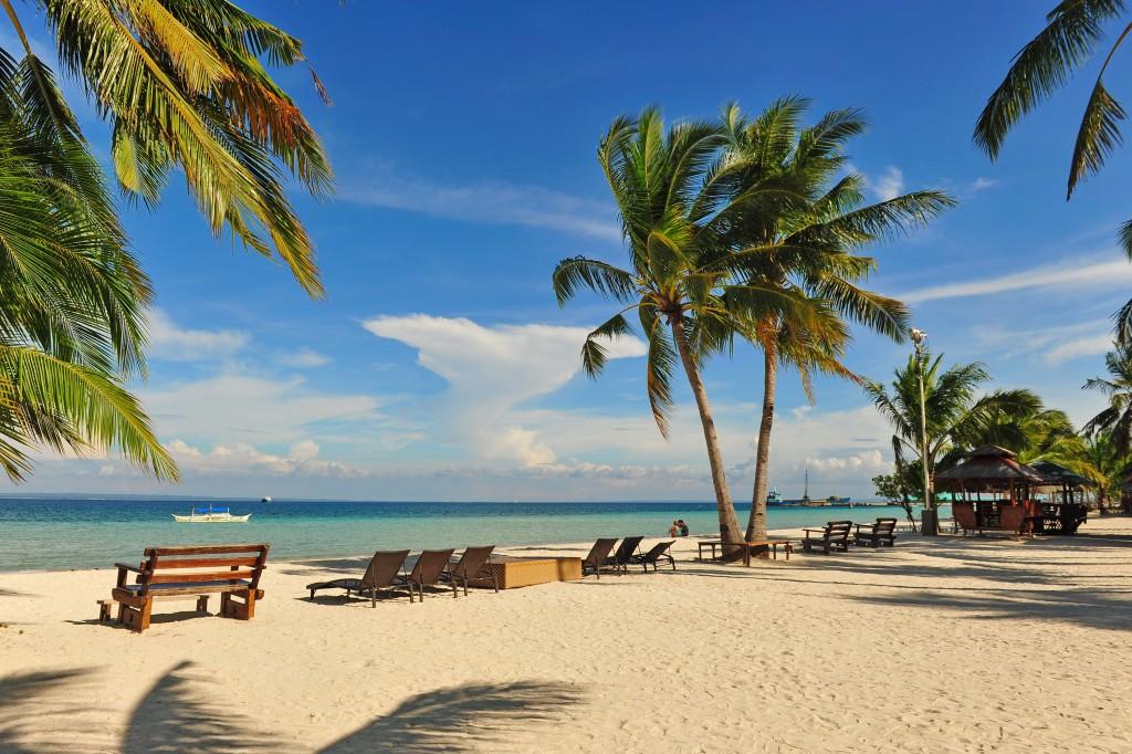 Beach of Batam Island