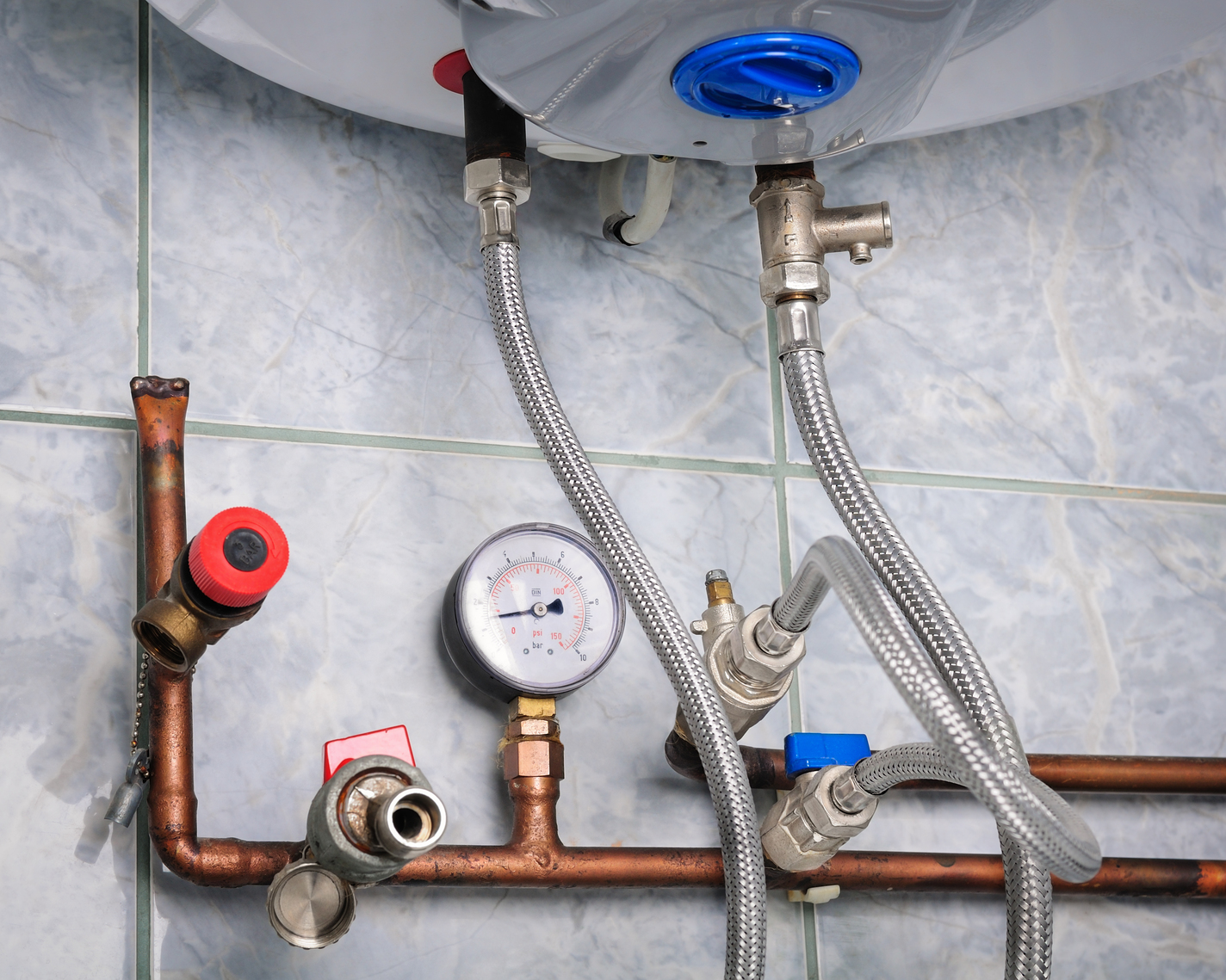 It's Not Just a Leaky Faucet: Problems with Plumbing