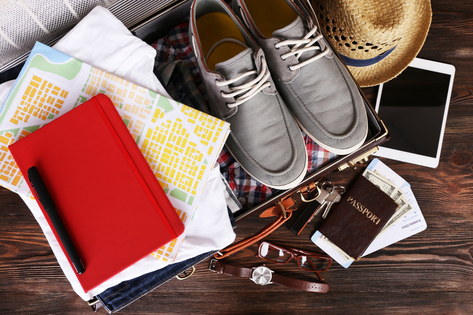 Ways to Reduce Spending While You Travel