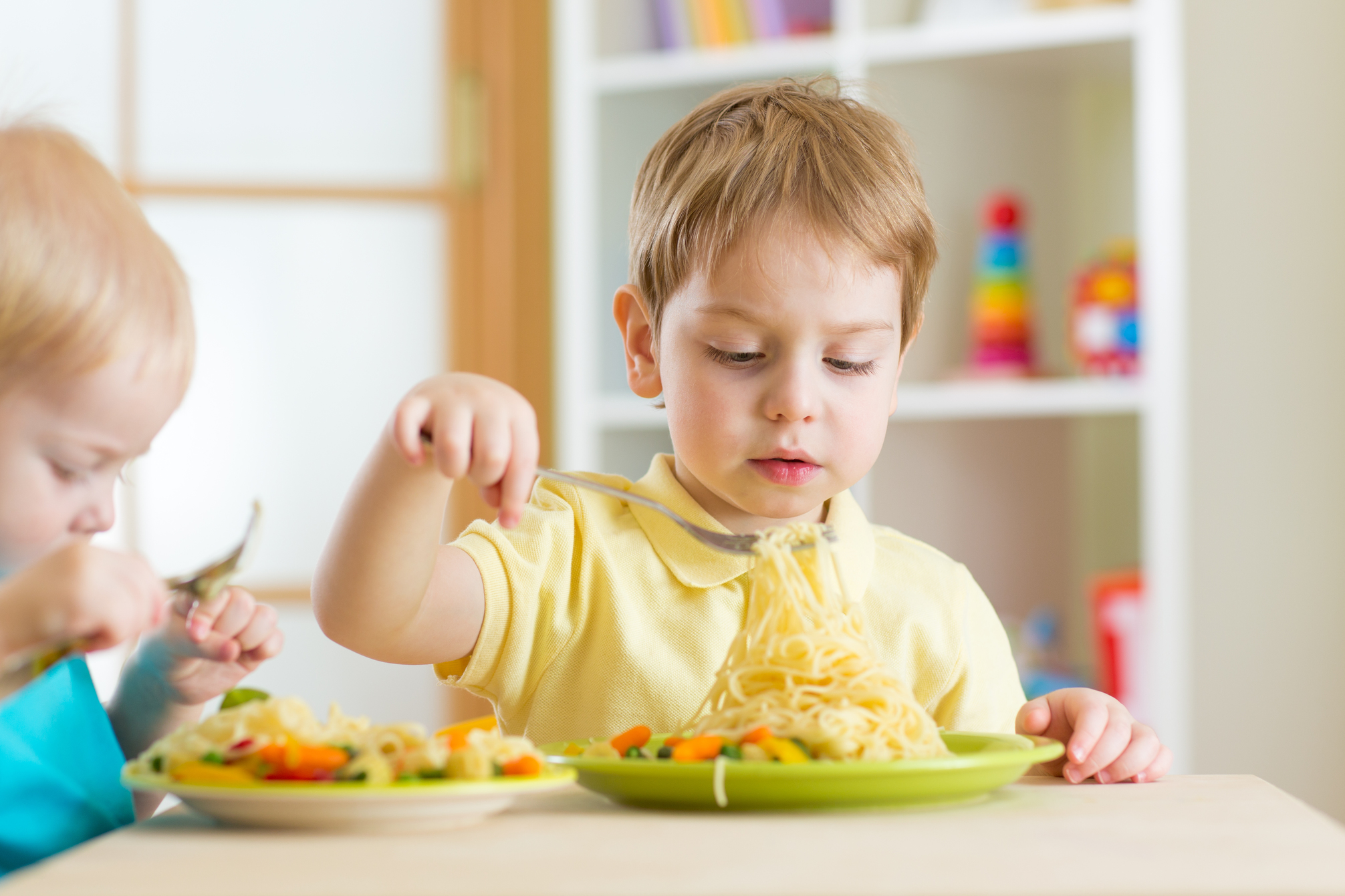 Dealing with Appetite Slump: Encouraging Kids to Eat