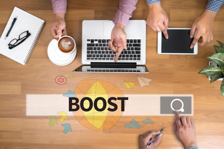 Boosting Online Sales