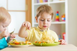 Encouraging Kids to Eat
