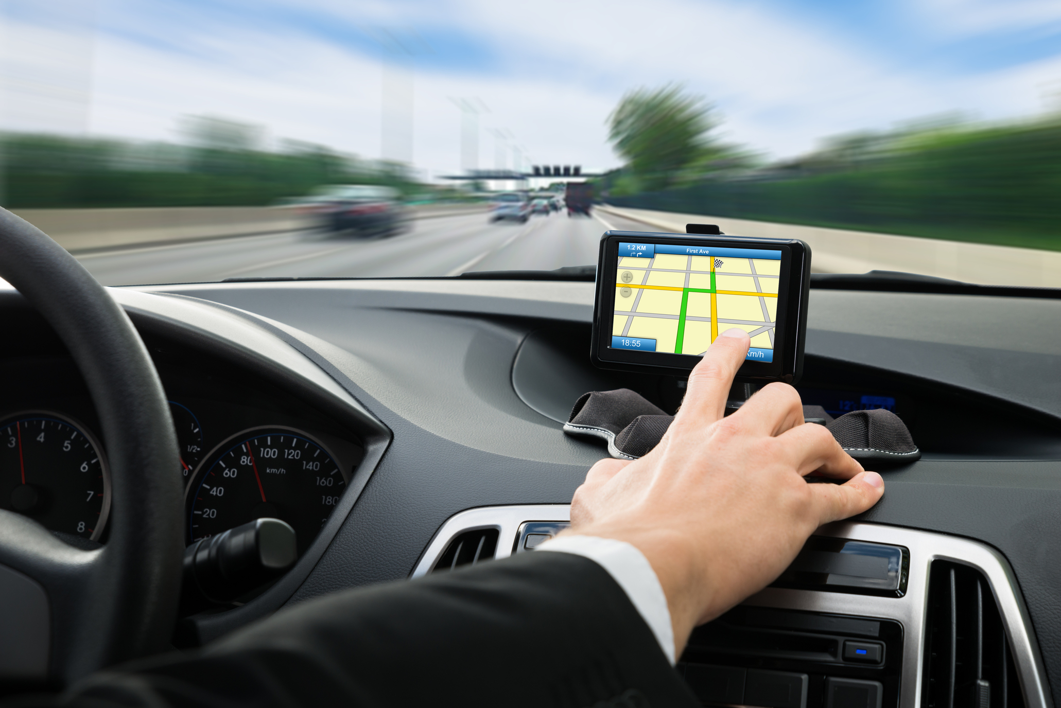 Gauging The Accuracy Of GPS Speed On Cars