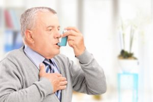 Person with Asthma