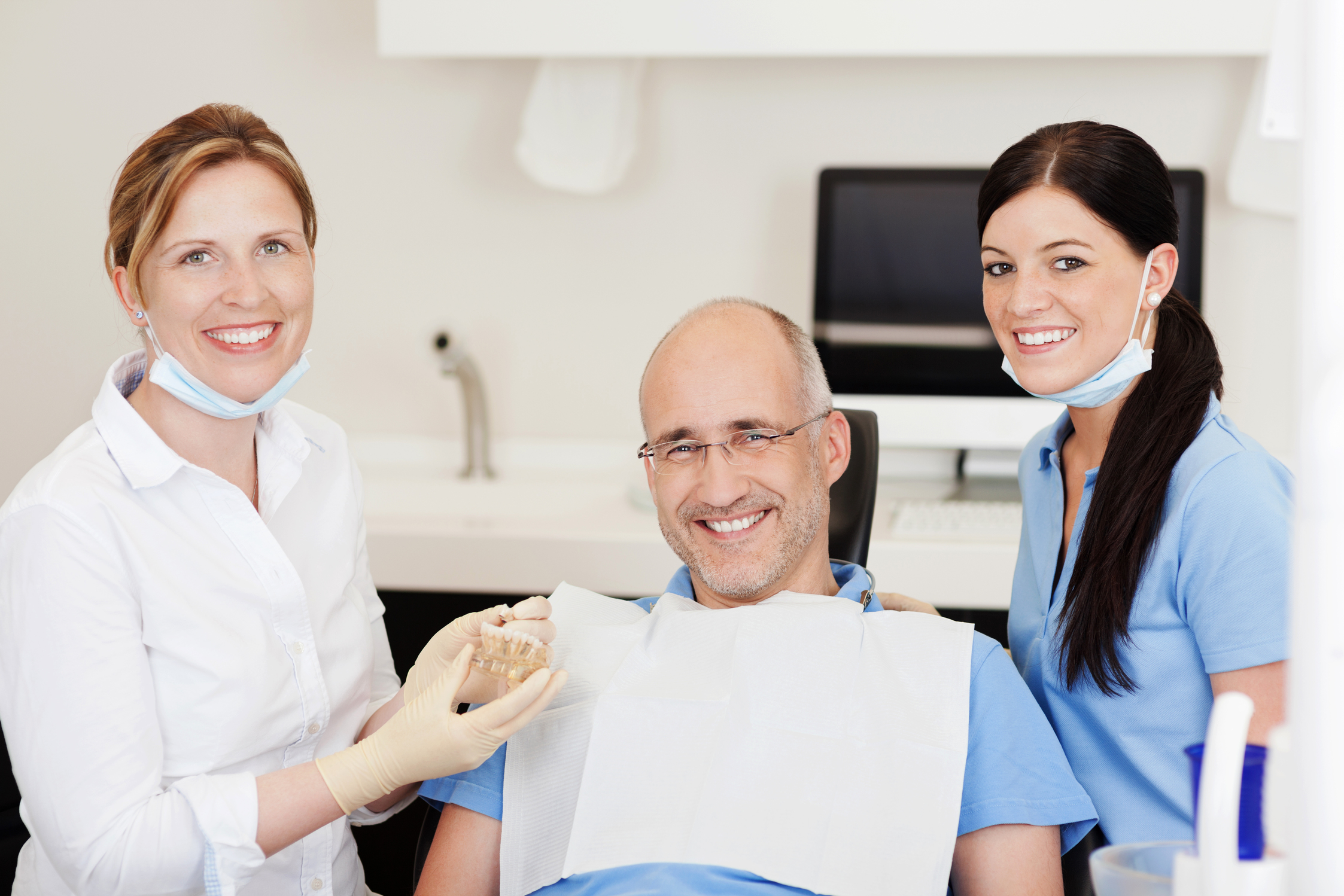 Visiting the Dentist for a Check-Up: What to Expect