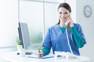locum tenen physician working