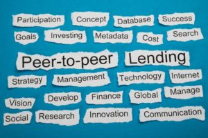 Peer-to-peer lending information