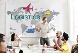 Logistics collaboration with the employees