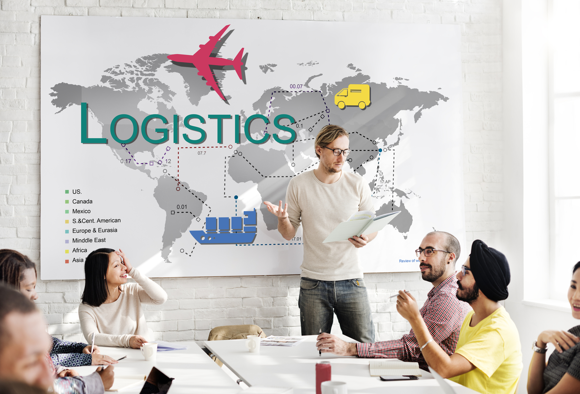 3 Investments for Your Logistics Operations