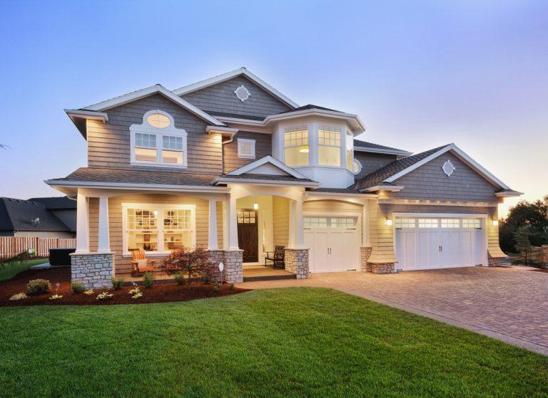 A modern porch design