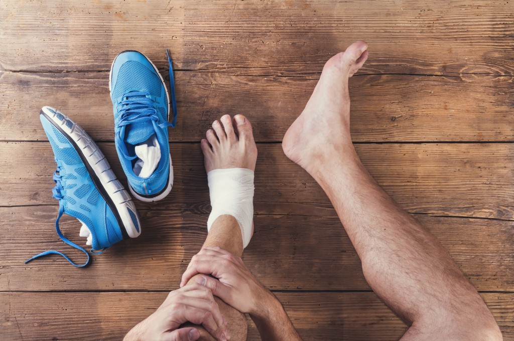 Common Causes of Ankle and Foot Pain Among Men