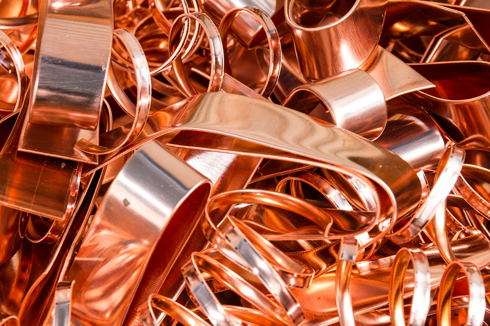 Copper Recycling: a Sustainable Solution