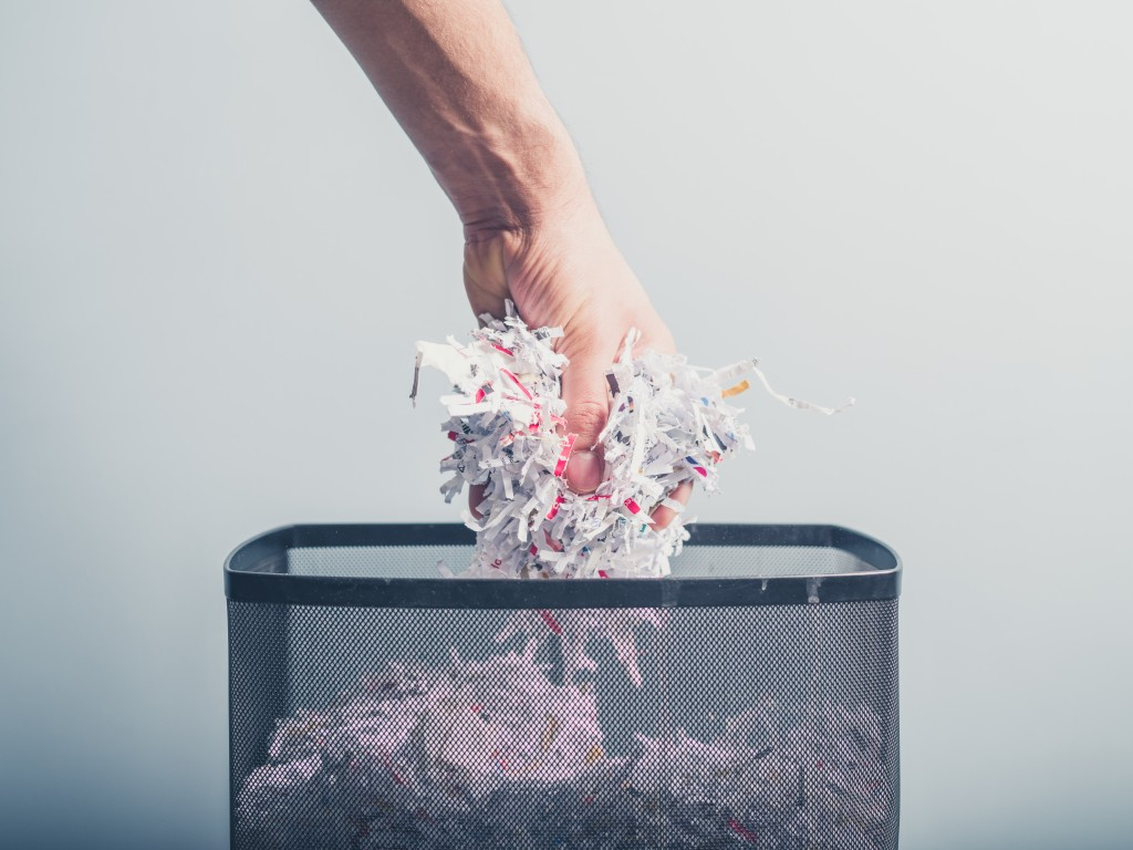 Tips for Finding the Right Paper-Shredding Service