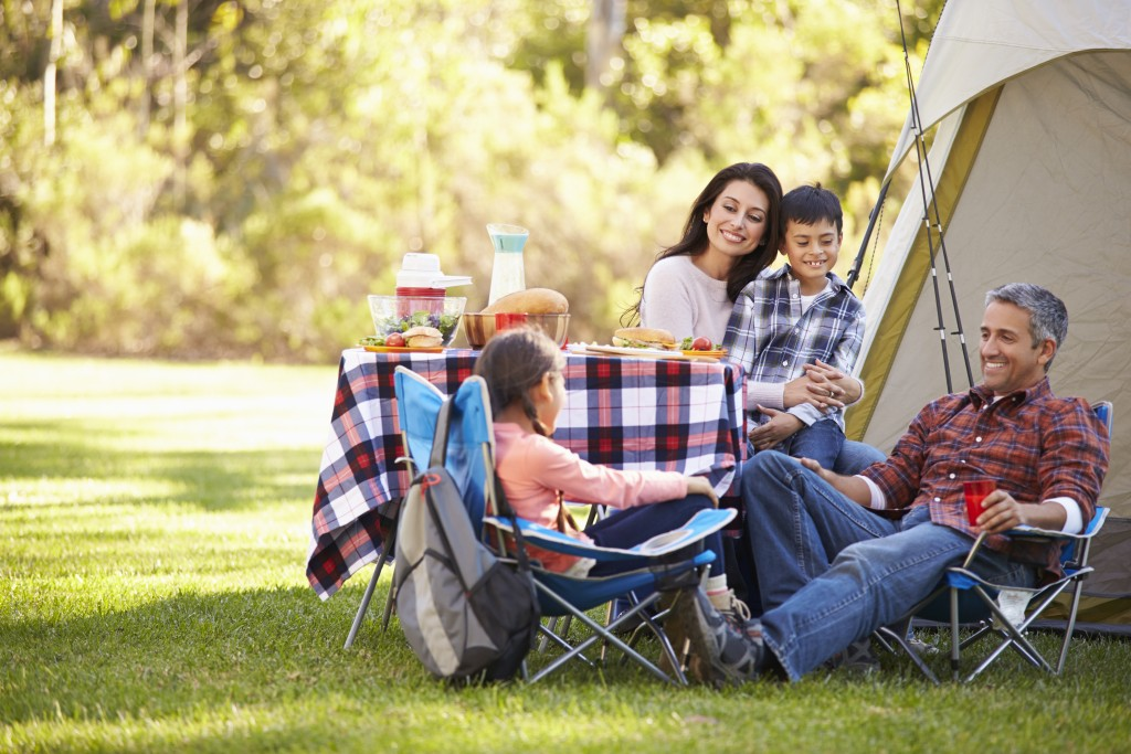 A Few Tips to Consider When Planning a Camping Vacation
