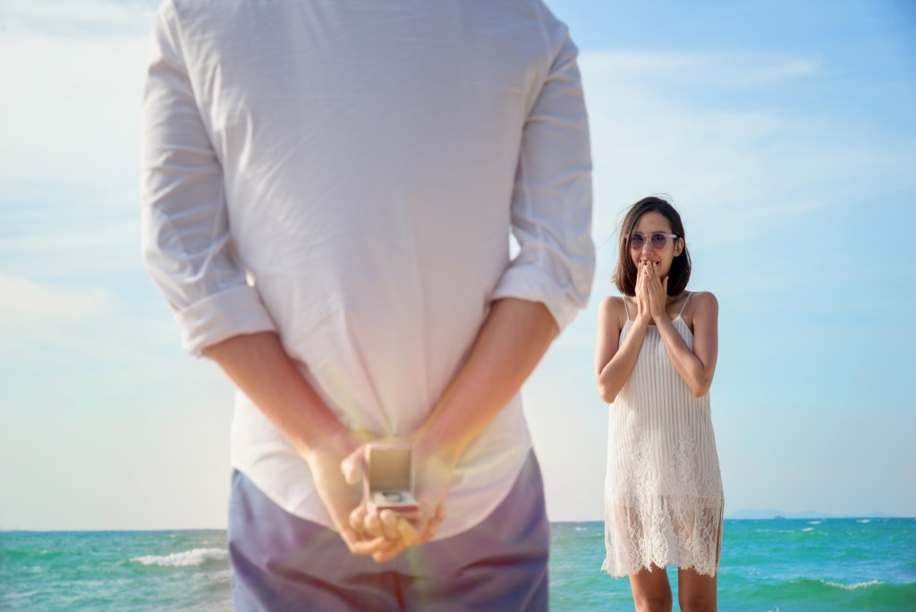 3 Things You Can't Forget to Say in Your Marriage Proposal Speech