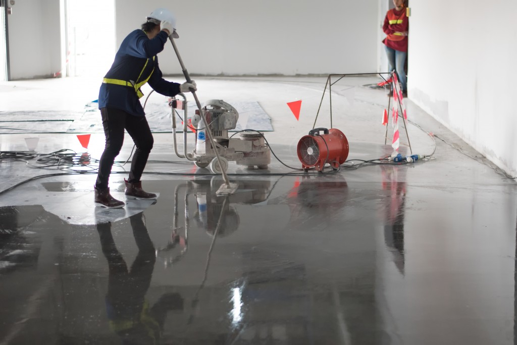Types of Sealers for Interior Concrete Floors