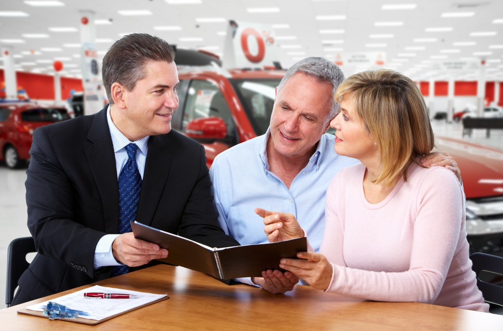 What Seniors Need to Know When Buying a Vehicle