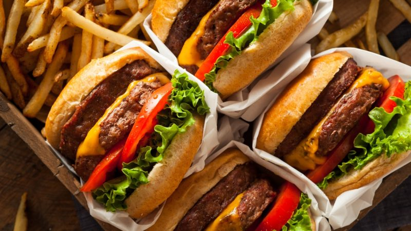 Eat Out: Four Ways to Enjoy Burgers More