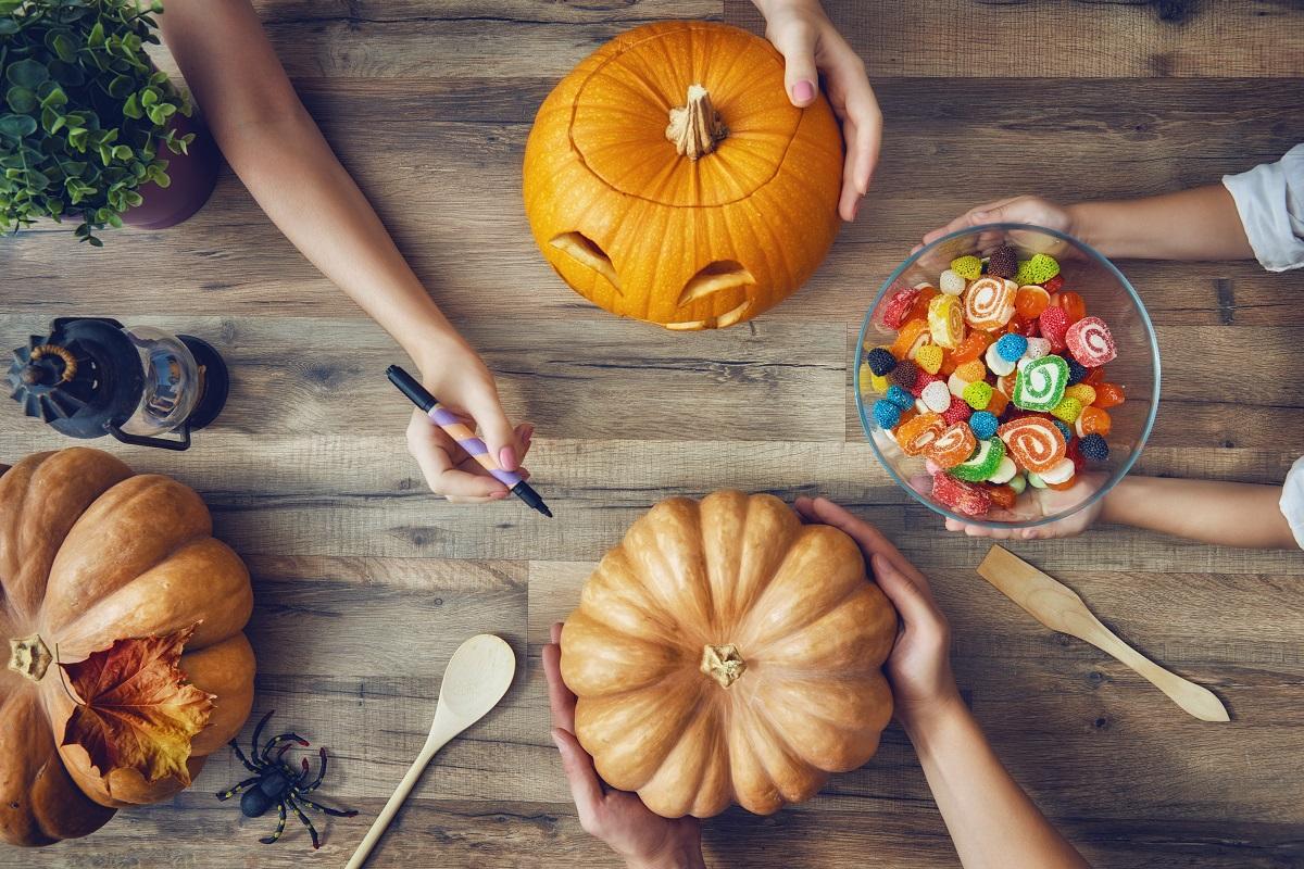 Halloween Activities Turned Violent Vandals to Trick or Treaters
