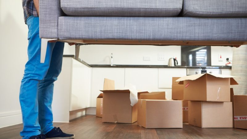 Moving Up: Ways to Move Heavy Furniture Upstairs