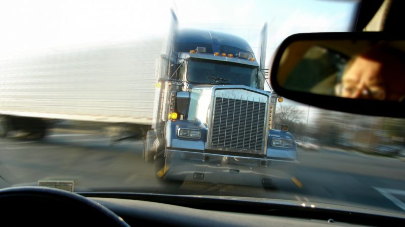 Truck Collisions and How to Handle Them