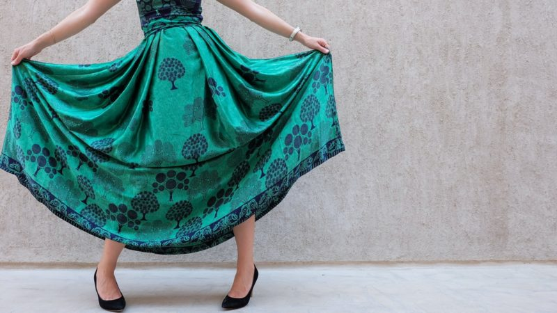Style Options for Ladies' Evening Wear