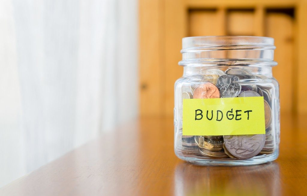 budgeting concept