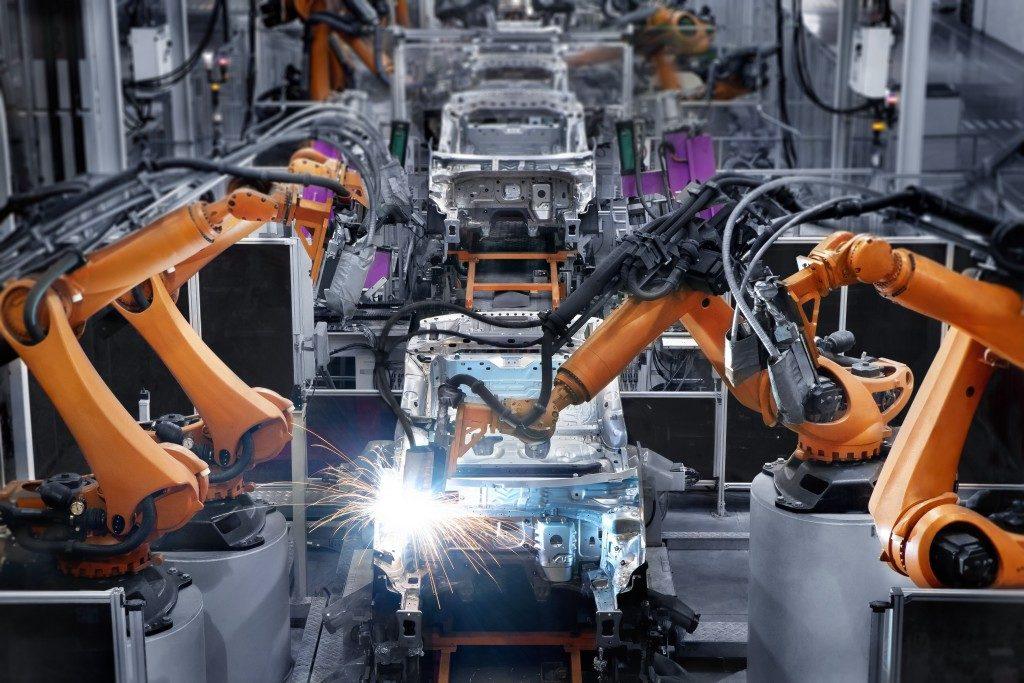 car manufacturer machines